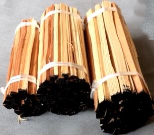 杉製護摩木