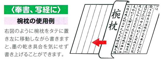 椀枕使用方法