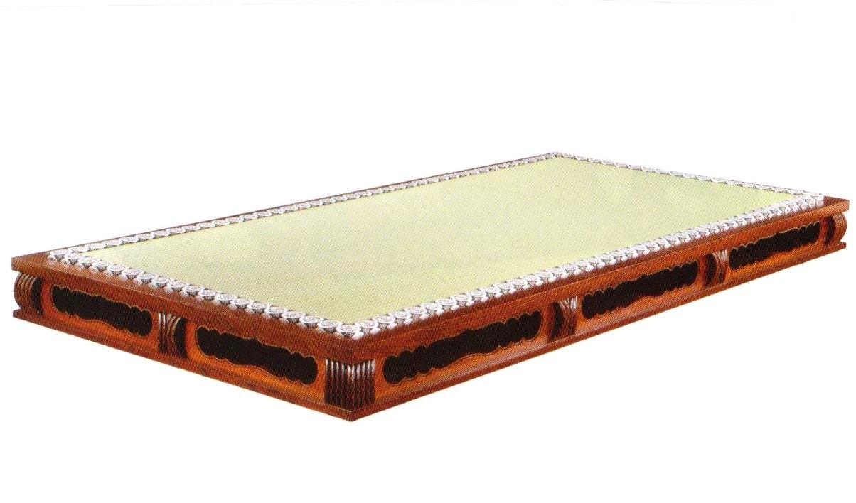 欅製 一畳礼盤