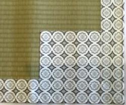 半畳拝式 表面角