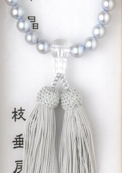 黒本真珠 女性片手アップ