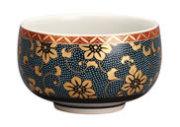 茶碗 青粒鉄仙