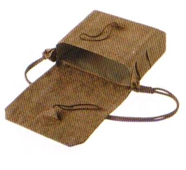刺子頭陀袋 茶