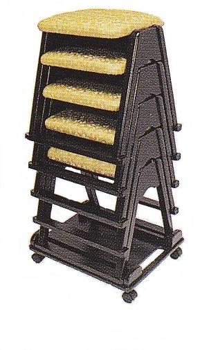 椅子 台車 使用例